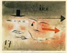 17 Astray - Paul Klee