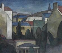 1921 - Alexander Kanoldt