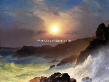 Frederic Edwin Church Paintings