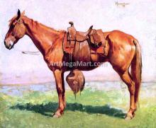 A Cow Pony