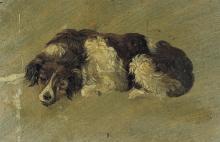 A Dog - Theo Van Doesburg