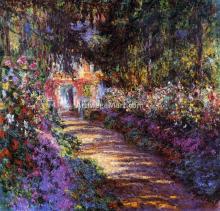 A Flowered Garden