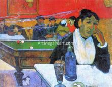 A Night Cafe in Arles (Madame Ginoux)