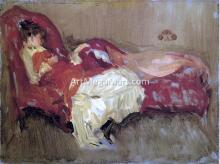 A Note in Red: The Siesta
