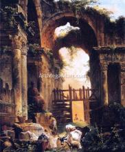 A Roman Ruin
