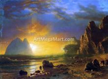Albert Bierstadt Paintings