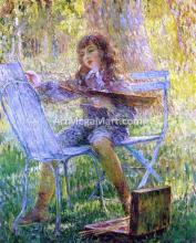 A Young Painter - Henri Lebasque