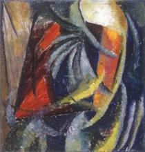 Abstract Composition - Oleksandr Bogomazov