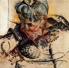 Abstract Dimemsions - Umberto Boccioni