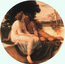 Acme and Septimius - Lord Frederick Leighton