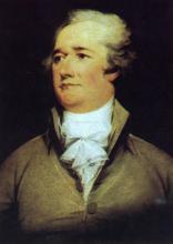 Alexander Hamilton - John Trumbull