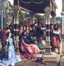 Altarpiece of Sts Thomas and Matthias