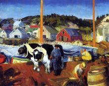 George Wesley Bellows Paintings