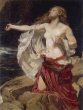 Ariadne - Herbert James Draper
