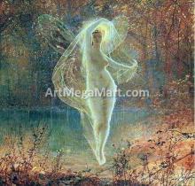 Autumn - John Atkinson Grimshaw
