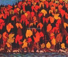 Autumn Foliage - Tom Thomson