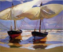 Joaquin Sorolla Y Bastida Paintings