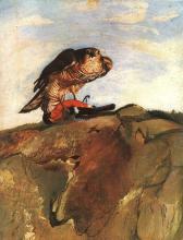 Bird of Prey - Tivadar Kosztka Csontvary