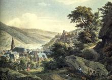 Castle of Heidelberg, Germany - Ernst Fries