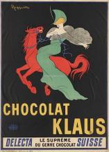 Chocolat Klaus - Leonetto Cappiello