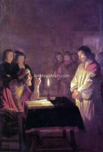 Christ before the High Priest