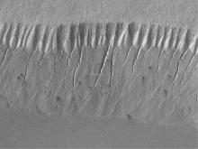 Evidence for Recent Liquid Water on Mars Gullies -  NASA