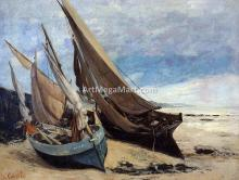 Gustave Courbet Paintings