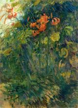 Flowers - John Twachtman