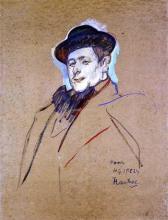 Henri-Gabriel Ibels - Henri De Toulouse-Lautrec