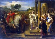 Jephtha's Daughter