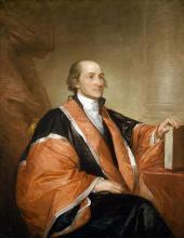 John Jay, First Chief Justice of the United States Supreme Court - Gilbert Stuart