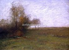 Landscape at Feu de Broussailles