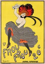 Le Frou Frou, Journal Humoristique - Leonetto Cappiello