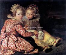 Magdalena and Jan-Baptist de Vos