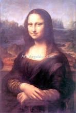 Mona Lisa (also known as La Gioconda)