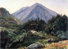 Mountain Scenery, Switzerland