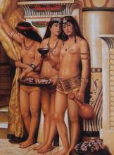 Pharaoh's Handmaidens