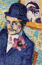 Portrait de Jean Metzinger