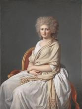 Portrait of Anne Marie Louise Thelusson Countess of Sorcy