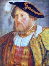 Portrait of Ottheinrich, Prince of Pfalz