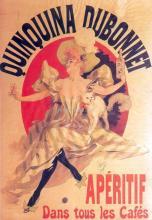 Quinquina Dubonnet - Jules Cheret