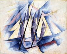 Sail: In Two Movements