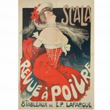 Scala, Revue a Poivre - Jules Alexandre Grun