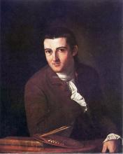 Self Portrait, 1777 - John Trumbull