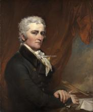 Self Portrait, 1802 - John Trumbull