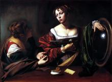 The Conversion of Mary Magdalen (also known as Martha and Mary Magdalen)