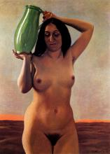 Woman with the Jug